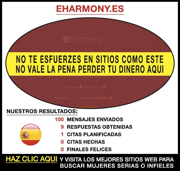 Sitio para buscar eHarmony
