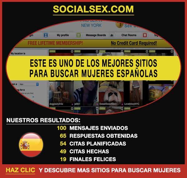 Sitio para buscar Socialsex