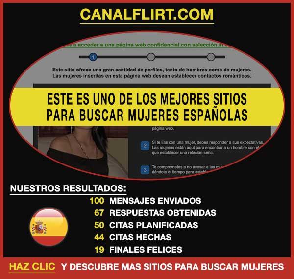 Sitio para buscar CanalFlirt