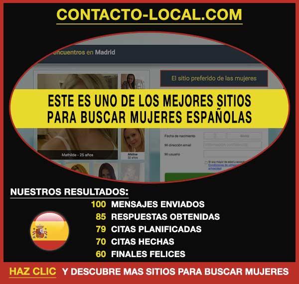 Sitio para buscar Contacto-Local