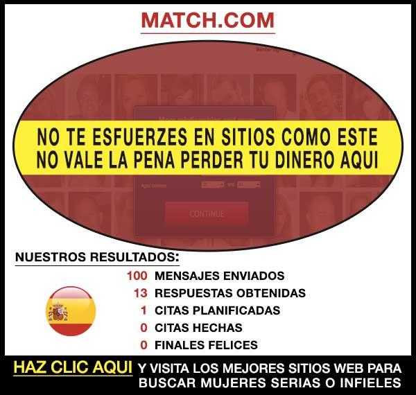 Sitio para buscar Match