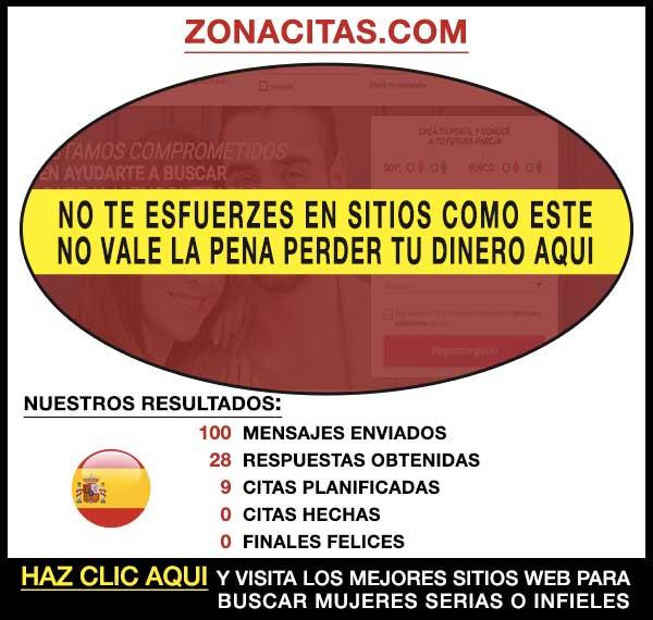 Sitio para buscar ZonaCitas